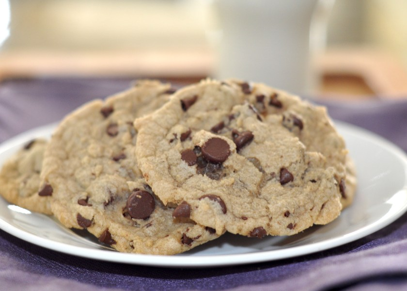 The best chocolate chip recipe ever!