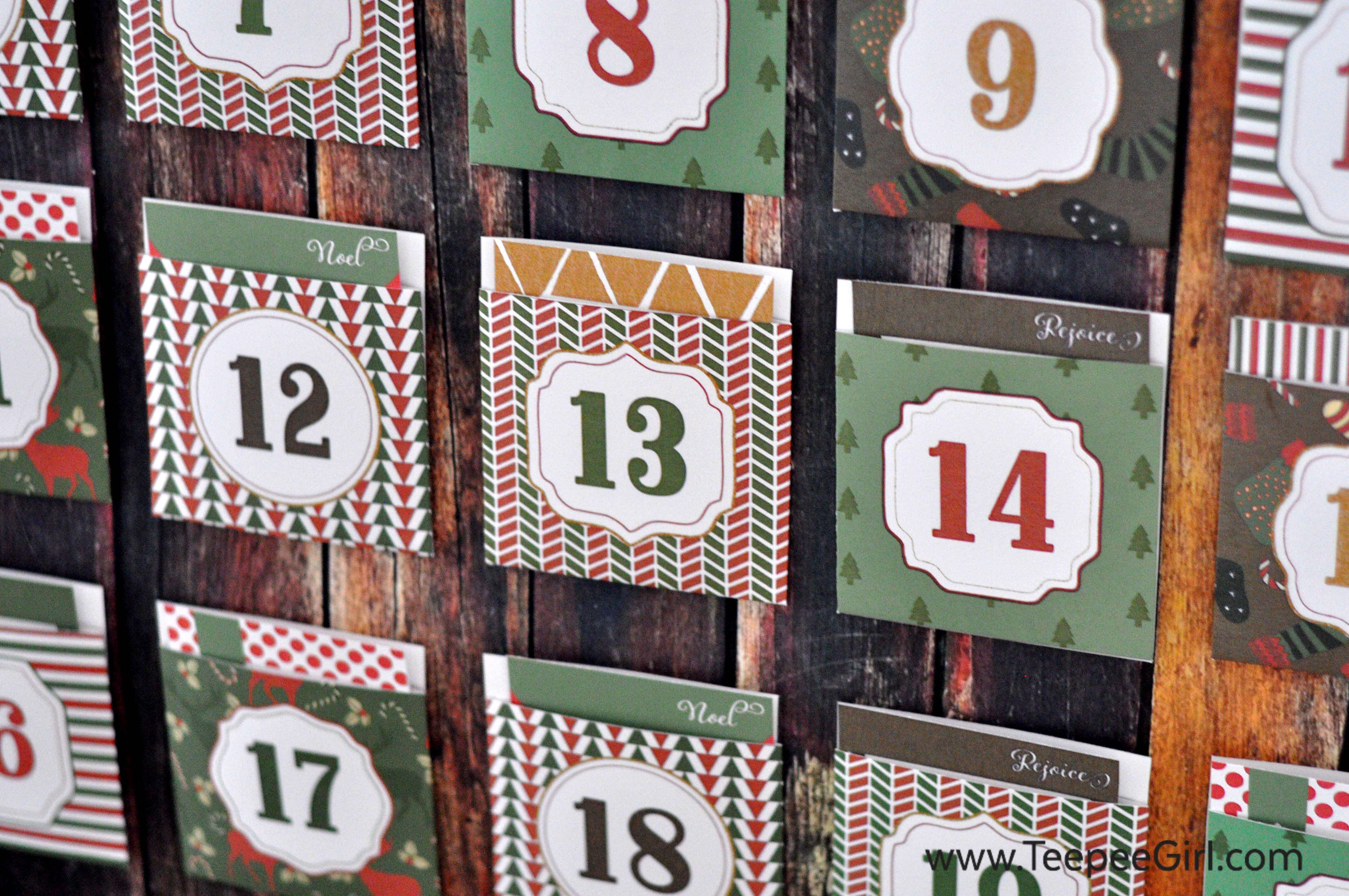 Free Christmas Advent (+ 52 Ways to #LIGHTtheWORLD)