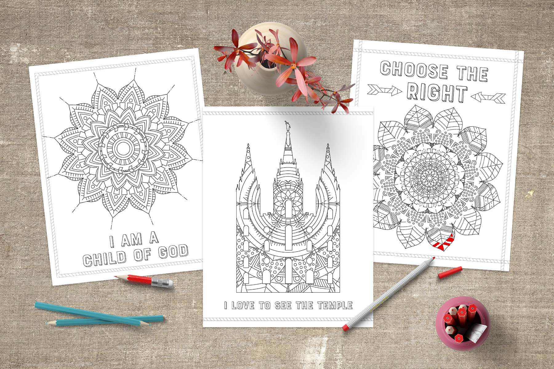 Joseph Smith Coloring Page Smith Coloring Pages Coloring Pages ...   1200x1800