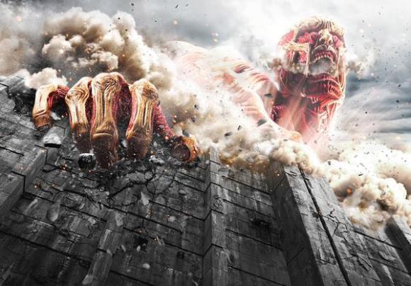 搶先看過《進擊的巨人》真人版電影的影評說:「真希望巨人把這些笨小孩全部吃光好讓我可以解脫!」