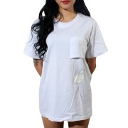 2018-Summer-T-shirt-Women-Casual-Lady-Top-Tees-Cotton-Tshirt-Female-Brand-Clothing-T-Shirt_luo mao bai 1
