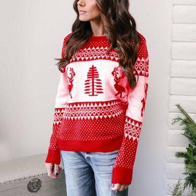 Danjeaner Christmas Sweater for Winter