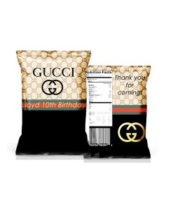Gucci Chip Bag