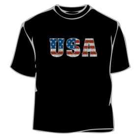 Patriotic USA Tee Shirt
