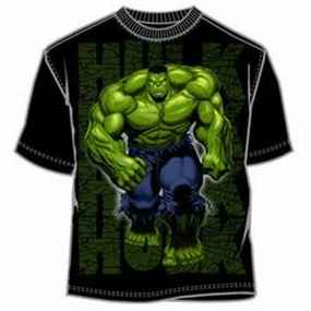 Incredibale Hulk Tee for Incredibable Dad