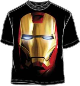 Iron Man 2 Movie Tee for Dad