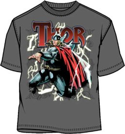 Thor - Power to Hammer!