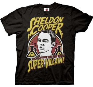 The Big Bang Theory - Sheldon Shirt