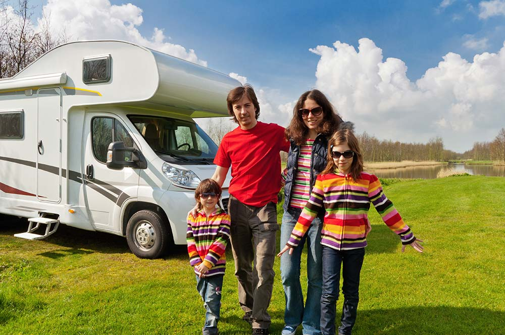 teesside caravan storage family