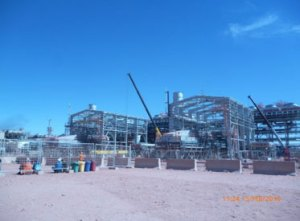 JV GAS IACP project Algeria