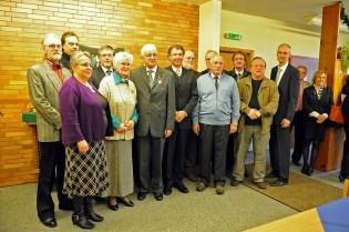 Gruppenbild der Redner