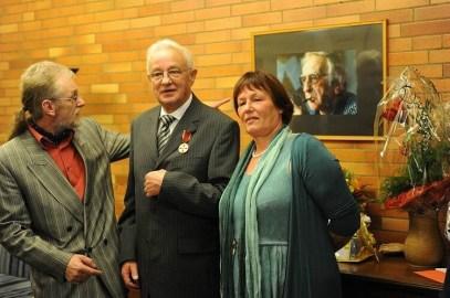 mit den Initiatoren H. Sieber und B. Schmedemann