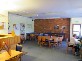Unser Eingangsbereich