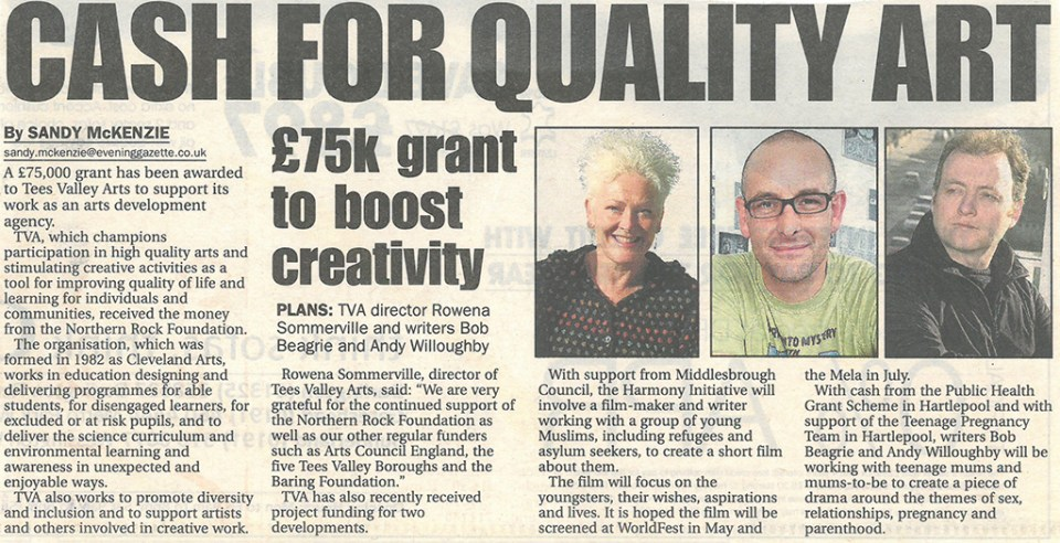 2010-02-06, Evening Gazette