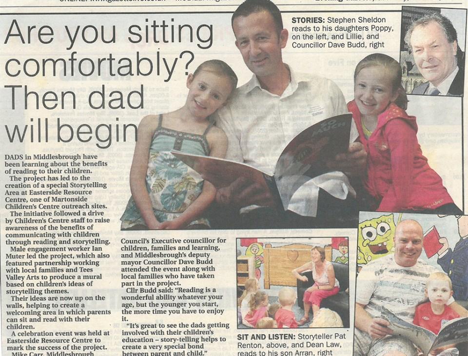 2010-06-26, Evening Gazette