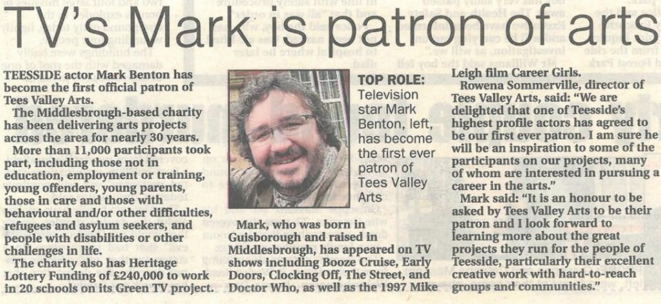 2011-04-25, Evening Gazette