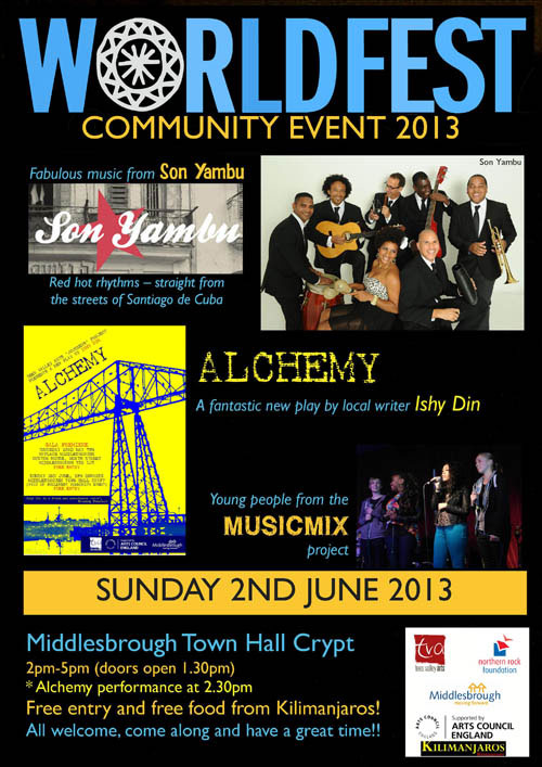 Worldfest Community Event 2013
