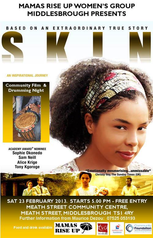 Film Night - Skin Mamas Rise Up