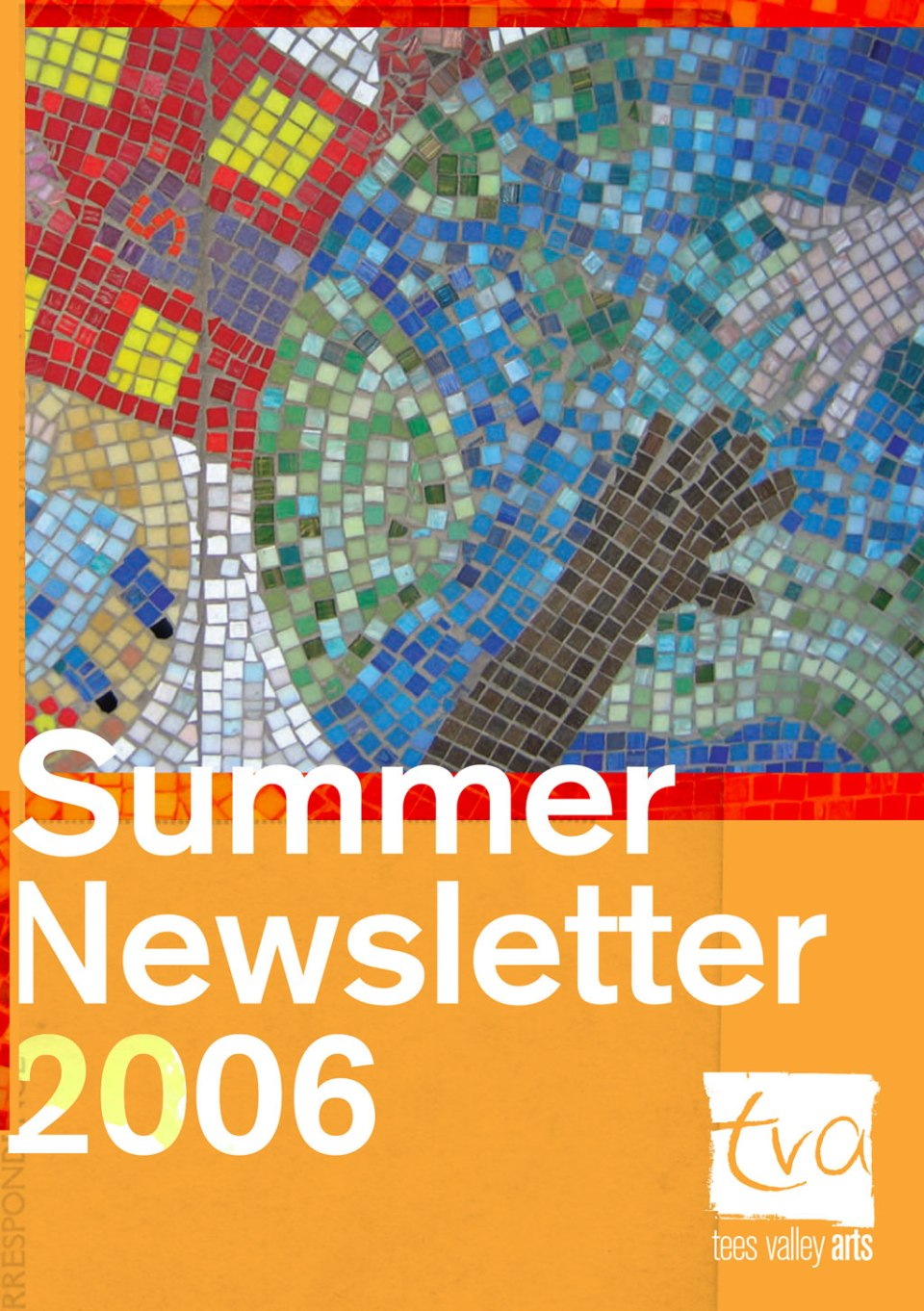 TVA Summer Newsletter 2006