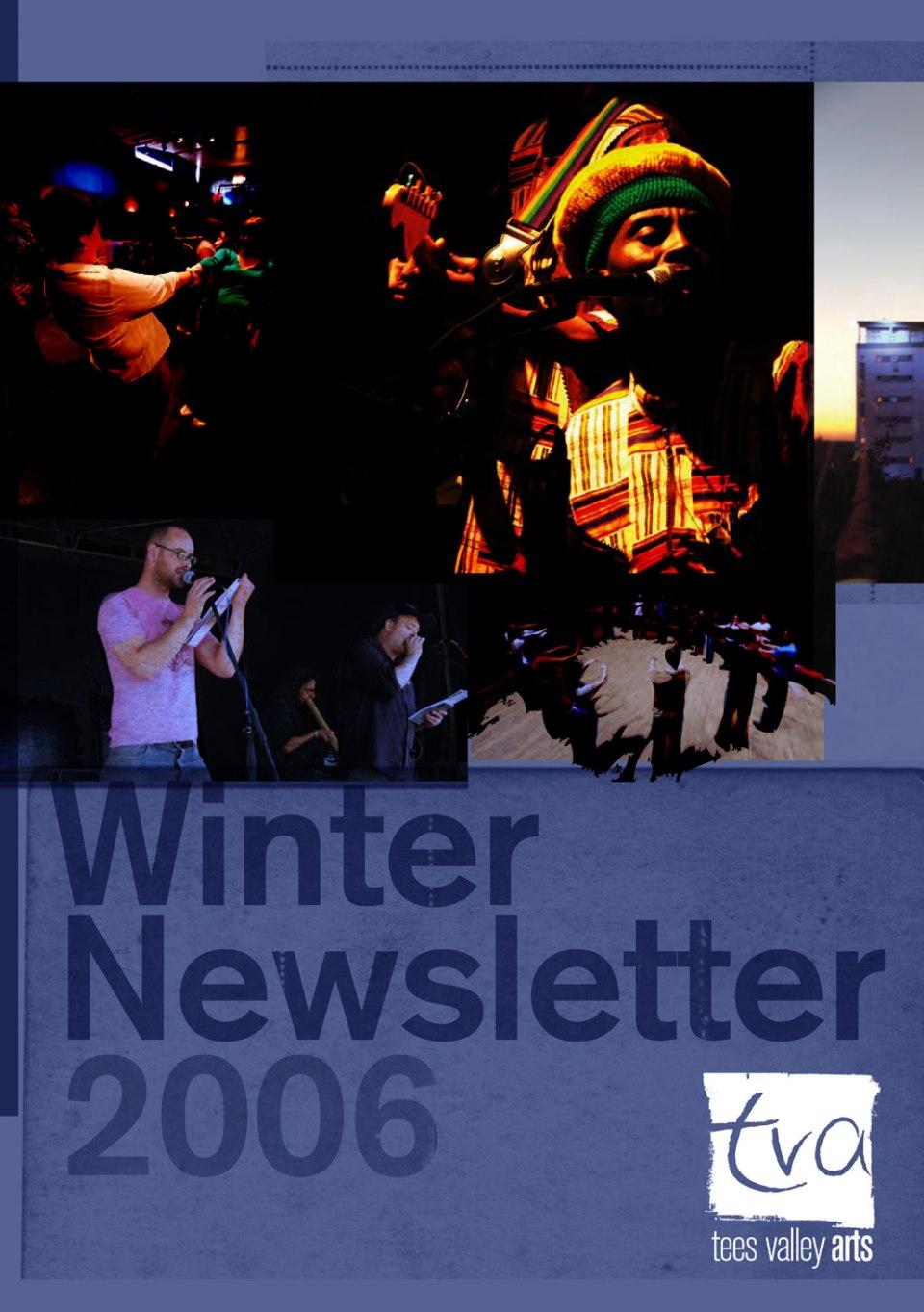 TVA Winter Newsletter 2006