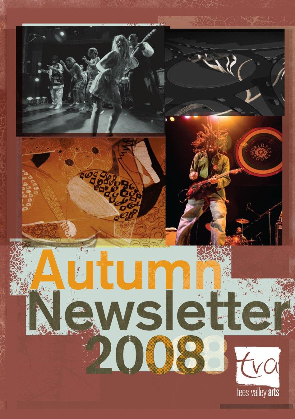 TVA Autumn Newsletter 2008