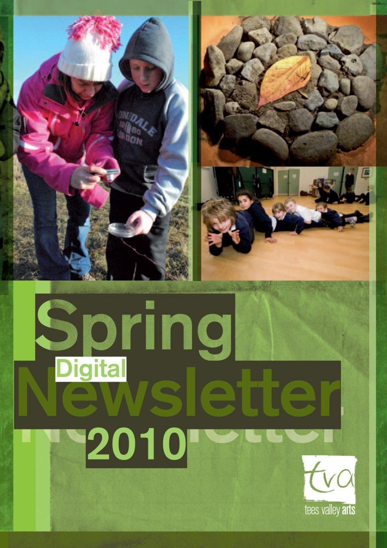 TVA Spring Newsletter 2010