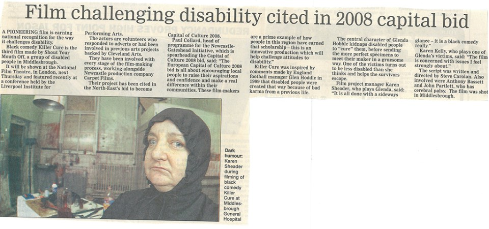 2003-06-03, Northern Echo