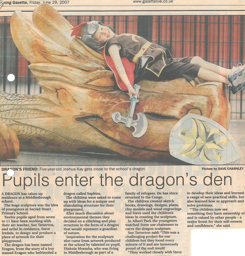 2007-07-29, evening gazette
