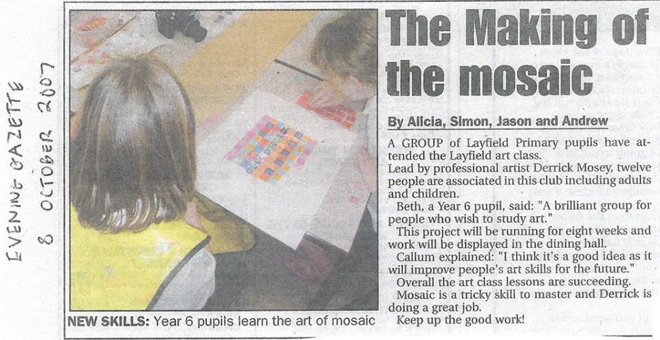 2007-10-08, evening gazette