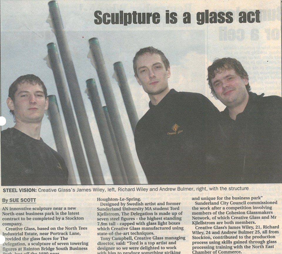 2008-07-21, Evening Gazette