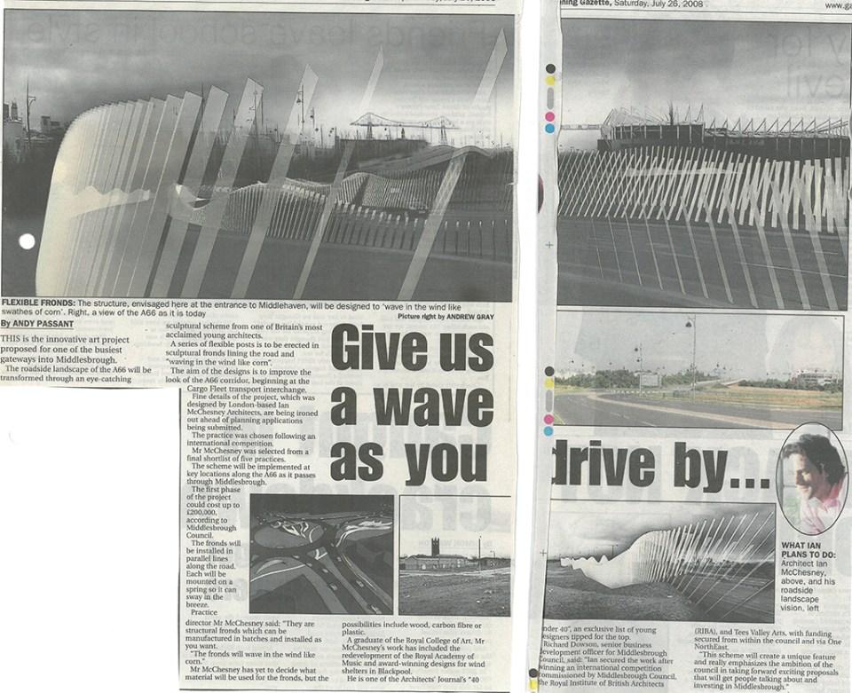 2008-07-26, Evening Gazette (1)