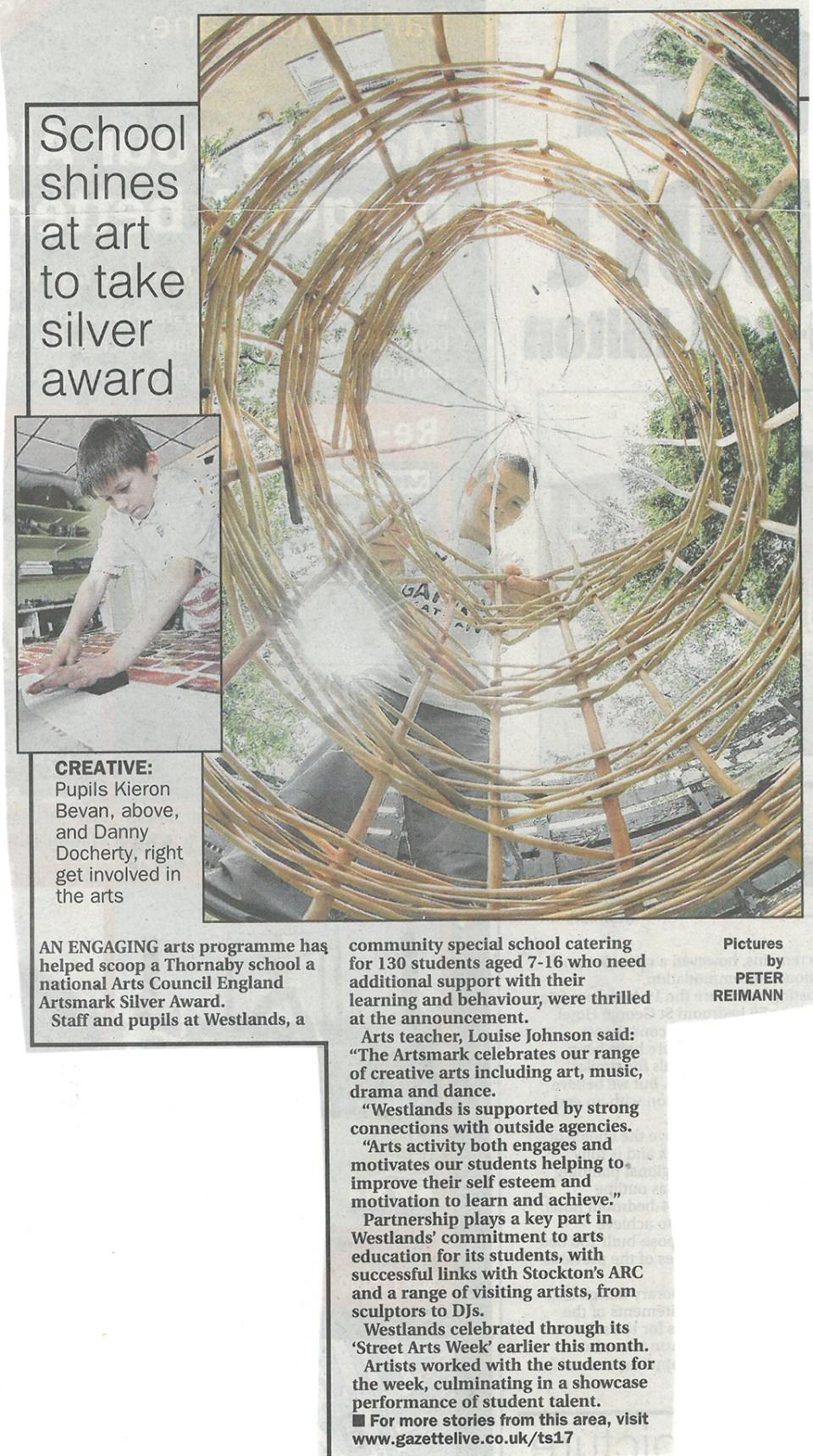 2008-07-30, Evening Gazette