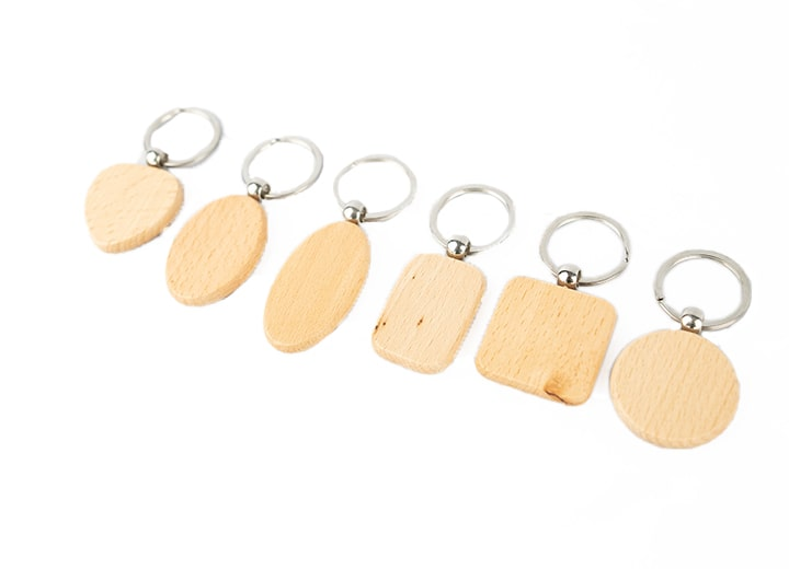Wooden Keychain Main