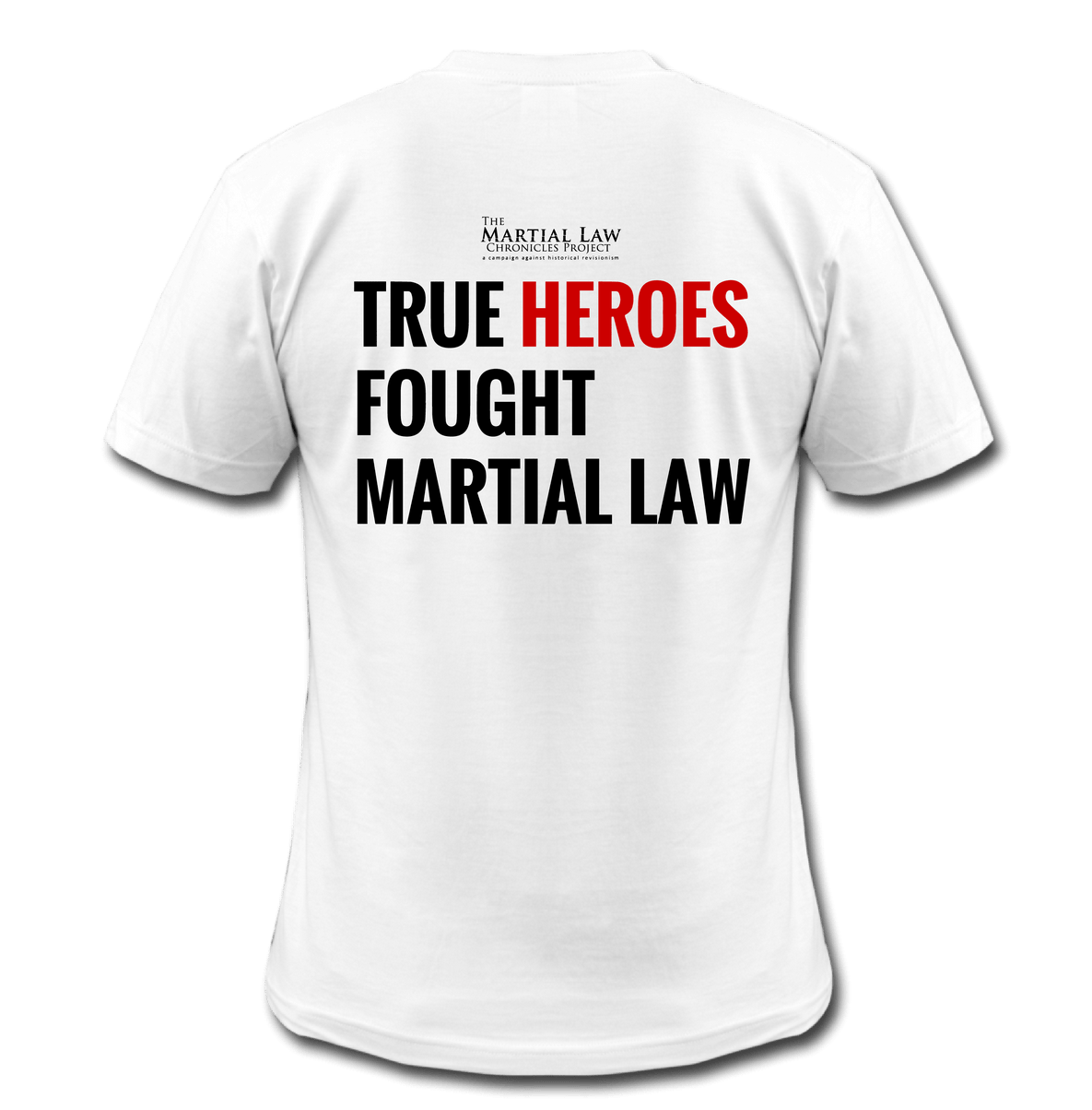 True Heroes Fought Martial Law RELAUNCH