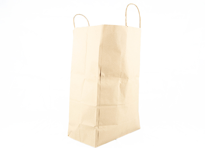 Paper Bag With Holder