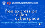 Free Expression in Asian Cyberspace