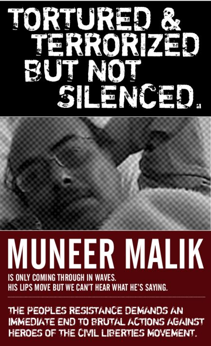 Tortured & Terrorized but Not Silenced