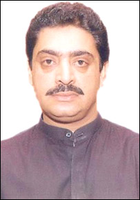 Senator Israrullah Zahri