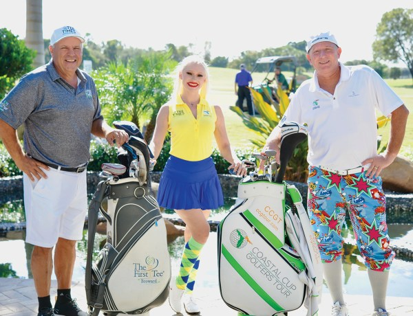 Coastal Cup Golfers Tour Launches