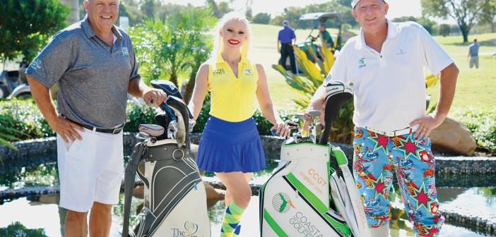 Coastal Cup Golfers Tour Launches