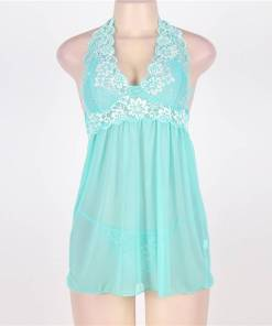 Babydoll Lingerie Dress for Women