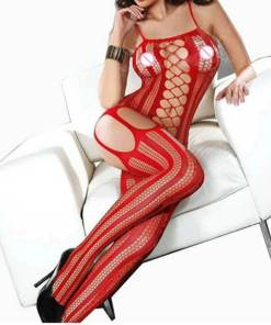 Body Stocking Crotchless Lingerie