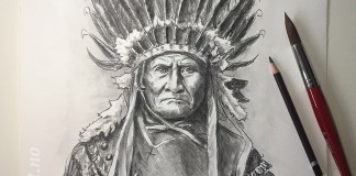 Geronimo, the Apache leader