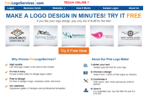 Get Free Logos Free Logo Design with our Logo Maker