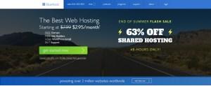 bluehost web hosting murah untuk wordpress