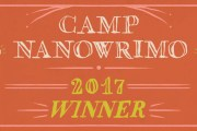 Camp NaNoWriMo 2017 Winner header