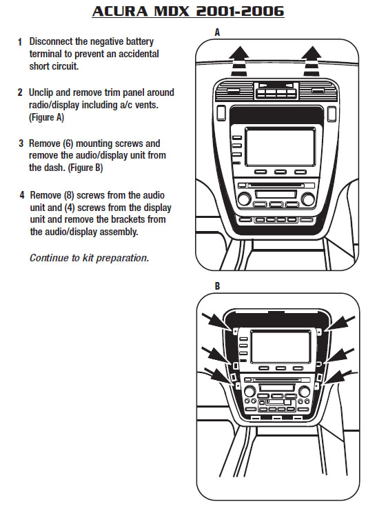 2005 Acura mdx radio panel removal acura tsx 2013 fuse box diagram acura automotive wiring diagrams Acura MDX Wiring-Diagram at creativeand.co