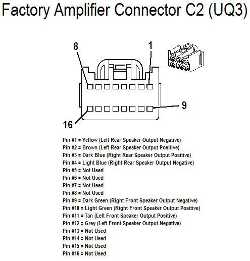 chevrolet car radio stereo audio wiring diagram autoradio