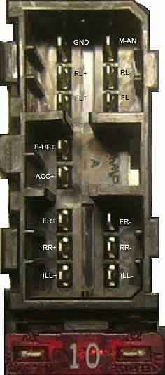 HYUNDAI Car Radio Stereo Audio Wiring Diagram Autoradio connector wire installation schematic