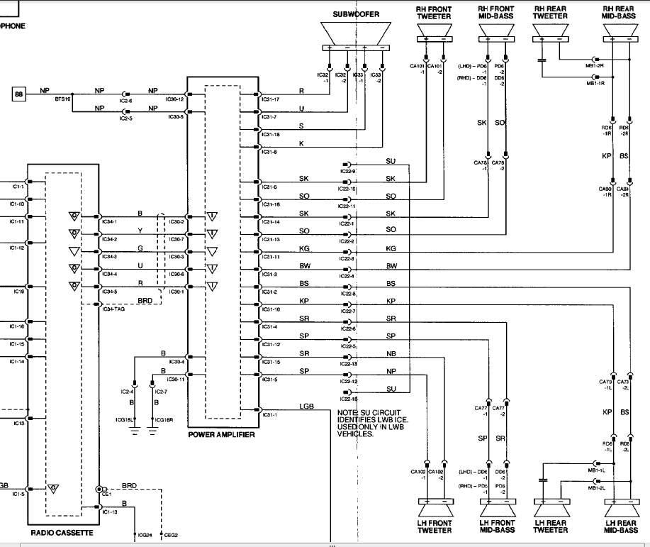 Related With 2001 Jaguar S Type Wiring Harness: Diagram Pdf Wiring Ts75kt At Eklablog.co